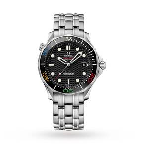 Omega Seamaster Rio Limited Edition Mens Watch
