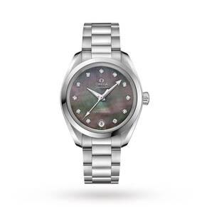Omega Aquaterra Ladies Watch