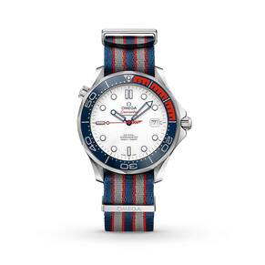 "Omega Seamaster ""Commander's Watch"" Limited Edition"