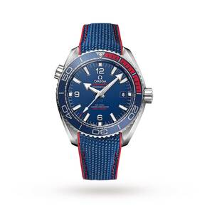 "Omega Seamaster Planet Ocean ""Pyeongchang 2018"" Limited Edition"