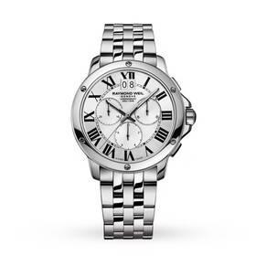Mens Raymond Weil Tango Chronograph Watch