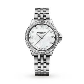 Raymond Weil Tango Silver Ladies' Watch