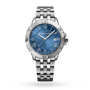 Raymond Weil Tango Blue Dial Watch 8160-ST-00508