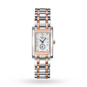Longines Medium DolceVita Ladies Diamond set Watch
