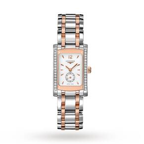 Longines Medium DolceVita Ladies 18ct Gold Watch