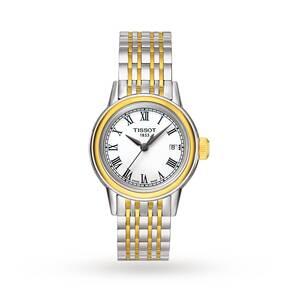 Ladies Tissot Carson Watch T0852102201300