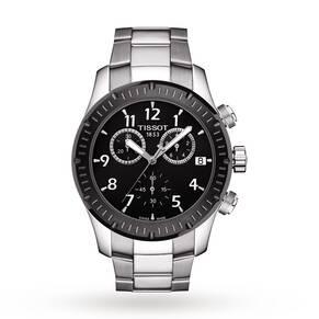 Mens Tissot Tissot V8 Chronograph Watch T0394172105700