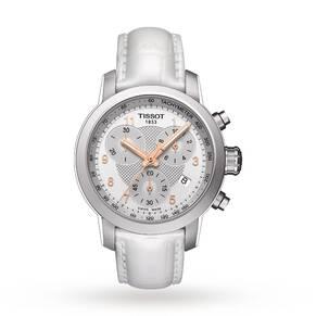 Ladies Tissot PRC200 Chronograph Watch T0552171603201