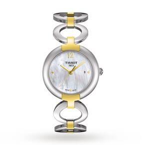 Ladies Tissot Pinky Watch T0842102211700
