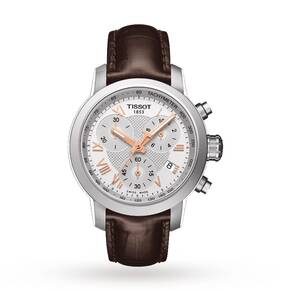 Ladies Tissot PRC200 Chronograph Watch T0552171603302