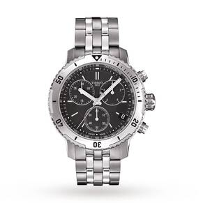 Mens Tissot PRS200 Chronograph Watch T0674171105101