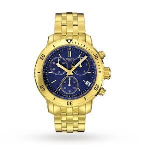 Mens Tissot PRS200 Chronograph Watch T0674173304101