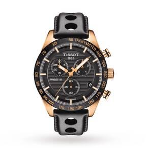 Mens Tissot PRS516 Chronograph Watch T1004173605100