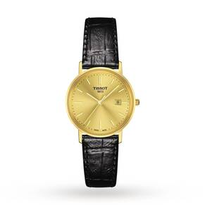 Ladies Tissot Gold run 18ct Gold Watch T9222101602100