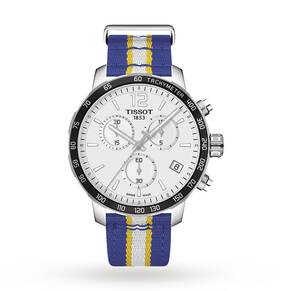 Mens Tissot Quickster NBA Golden State Warriors Special E ...