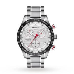 Mens Tissot PRS516 Chronograph Watch T1004171103100