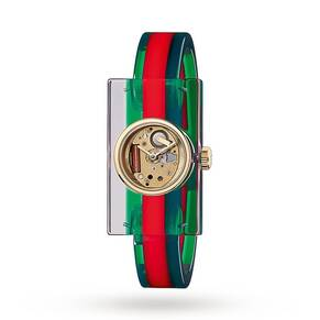 Gucci Skeleton Ladies Watch