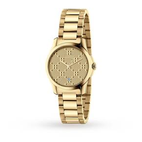 Gucci G-Timeless Ladies Watch