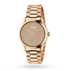 Gucci G-Timeless Quartz Medium Watch YA126482