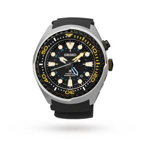 Seiko Men's Prospex GMT Diver Kinetic Watch SUN021P1