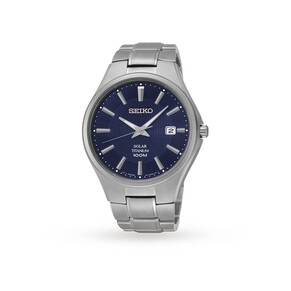 Seiko Solar Mens Watch