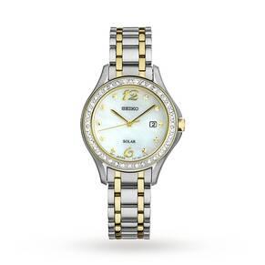 Seiko Solar Ladies Watch