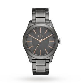 Armani Exchange Mens Dress Watch AX2330
