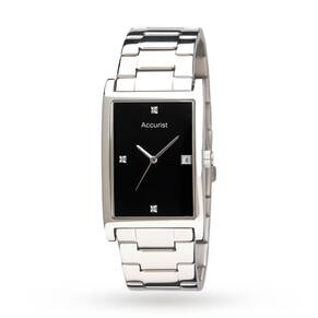 Accurist Men's London Diamond Watch