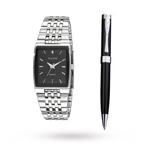 Mens Accurist Pen Gift Set Watch MB1121
