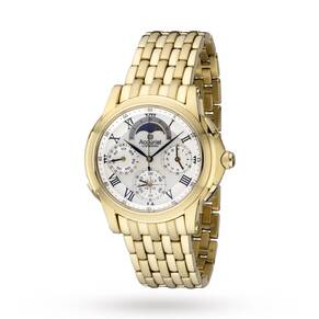 Mens Accurist GMT Chronograph Watch GMT120P