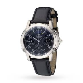 Mens Accurist GMT Chronograph Watch GMT322B