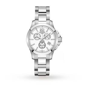 Longines Conquest Ladies Watch