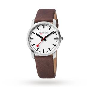 Mondaine Simply Elegant Mens Watch