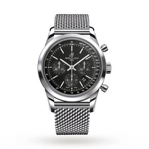 Breitling Transocean Chronograph Gents Watch