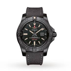 Breitling Avenger Blackbird Mens Watch