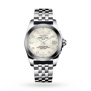 Breitling Galactic 36 Ladies Watch