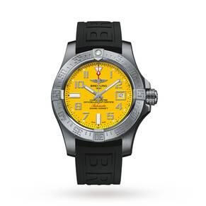 Breitling Avenger II Seawolf Mens Watch