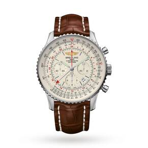 Breitling Navitimer GMT Mens Watch