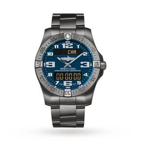 Breitling Aerospace Titanium Mens Watch E7936310/C869152E