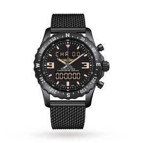Breitling Chronospace Military Mens Watch M7836622/BD39159M