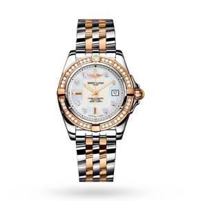 Breitling Galactic 32 Ladies Watch