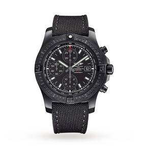 Breitling Colt Blacksteel Mens Watch