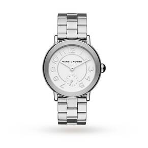 Marc Jacobs Ladies Two Hand Watch MJ3469