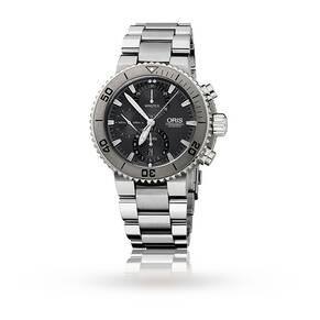 Oris Aquis Titanium Mens Watch