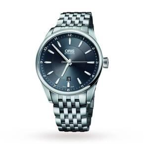 Mens Oris Artix Date Automatic Watch 0173376424035-0782180