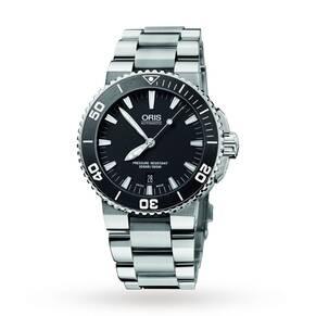 Oris Men's Aquis Date Automatic Watch