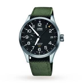 Oris Men's Big Crown ProPilot GMT Automatic Watch