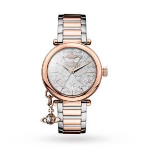Vivienne Westwood Ladies Orb Watch VV006RSSL