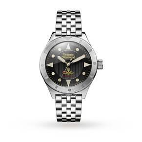 Vivienne Westwood VV160BKSL Watch