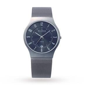 Skagen Men's Grenen Titanium Watch